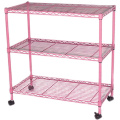 Good material Stainless steel wall shelf,wire closet shelving,wire shelving for closets,wire shelf