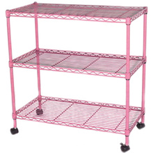 Chromed wire rack shelves /shelving rack/ wire shelving rack