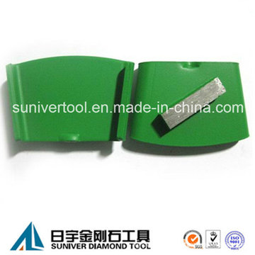 Single Segment Concrete Metal Diamond Grinding Disc