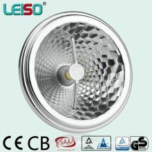 Retrofit Alta CRI 95ra Reflector Scob 15W Luz LED AR111 Dim (J)