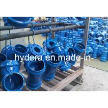 Vortex Duktile Bügeleisen für PVC-Rohr
