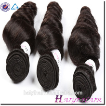 Grade 9A Malaysian Unprocessed Virgin Fast Delivery Human Loose Wave Hair Extention