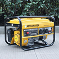 BISON(CHINA) CE 2kw 220v Manual Start Astra Korea Generator, astra korea generator dc