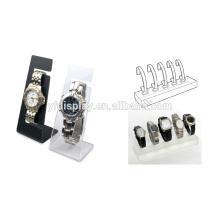 Vente chaude acrylique montre-bracelet présentoir