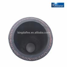 Manguera flexible de goma de la succión del agua de irrigación de la bomba de agua de 6 pulgadas