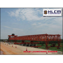 Pórtico de lanzamiento segmentado (HLCM-20) Jq-7