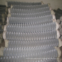 50mm*50mm Mesh Eletric Galvanized Chainlink Fence