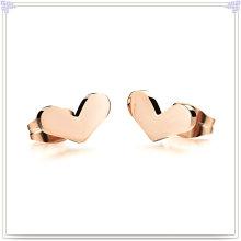 Moda jóias acessórios de moda brinco de aço inoxidável (EE0130)