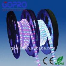 Buen rendimiento SMD5050 flexible tira de luz LED