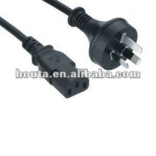 Austrália 3 Pin Plug New Zealand 3 Pin Plug