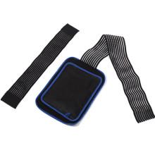 Universal shizer / espalda / pie / pierna / mano cubierta de paquete de hielo reutilizable para gimnasios