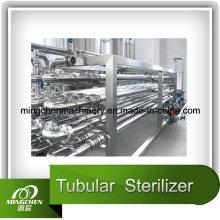 Stérilisateur tubulaire UHT entièrement automatique