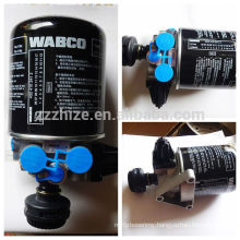 best WABCO air dryer for Kinglong yutong higer bus /spare parts