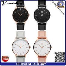 Yxl-268 Women Hand Watch Mvmt Promotion Genuine Leather Ladies Dress Watch Stainless Steel Fashion Casual Watch Swiss Watch