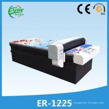 Máquina de impressão de futebol de couro PU