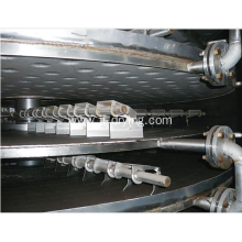 High quality continues plate dryer machine