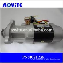 Motor QSK19 Iniciar motor 4081239