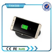Vente chaude en gros Smart Phone Qi Chargeur sans fil