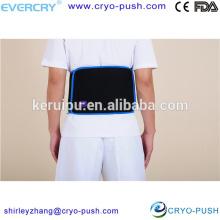 orthèse arrière réutilisable de cold wrap retour froid pour le mal de dos