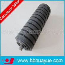 Rubber Coated Steel Pipe Conveyor Rollers