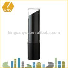 Etiqueta privada labial cuide papelão plástico cabos de batom vazios personalizados
