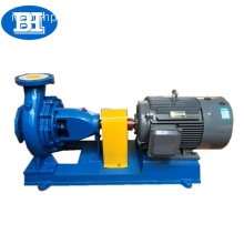 IS series portable 4 inch diesel water pump