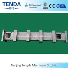 Rubber Twin Screw Extruder Machine Barrel with Conwenience