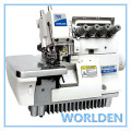 Wd-700-5W Super High-Speed Five Thread Wide Needle Gage Overlock Machine