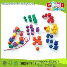 Дети diy бисер красочные diy игрушки diy деревянные игрушки