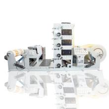 Price of multicolor 4 color flexo printing machine