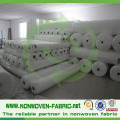 1.6m-3.2m Ancho PP Spunbond tela no tejida para la agricultura