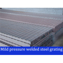 Сварные стальные решетки со слабым давлением