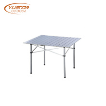 Lightweight Portable Road Aluminum Folding Camping Table
