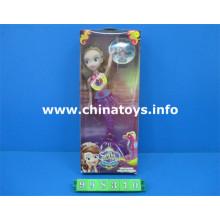 """Brinquedos baratos promoão para menina 11 """"boneca sólida (998310)"""