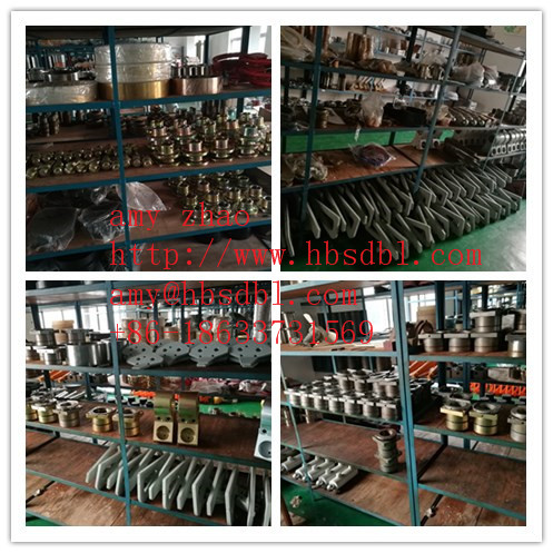 Concrete Pump Accessories Warehouse
