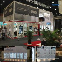 Stand de exhibición de doble piso 2013 del contratista de exposiciones Shanghai Detian para Expo Stand en Gold Coast