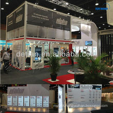 2013 double deck exhibition stand from exhibition contractor Shanghai Detian for Expo Stand in Gold Coast