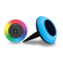 Lâmpada de gramado colorida inteligente com controle remoto