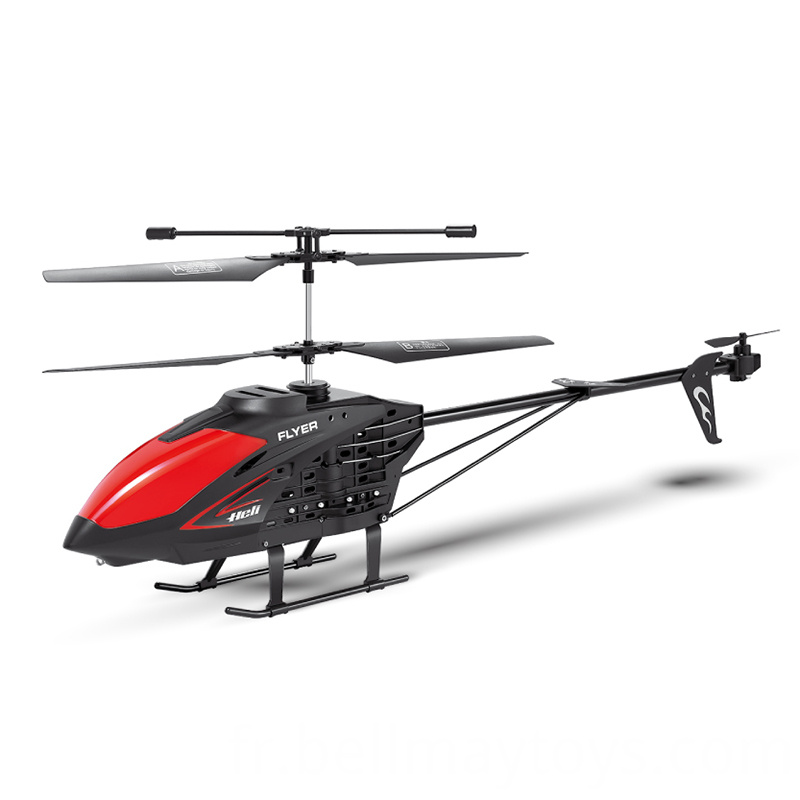 Metal RC Helicopter With Gyro