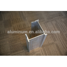 Aluminium extrusion profiles for Architectural template