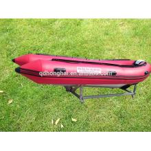 lustiges Boot 360 mit Ruderboot für 6 Personen