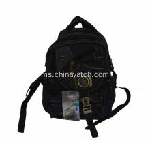 Menjalankan Backpack Nylon Leisure