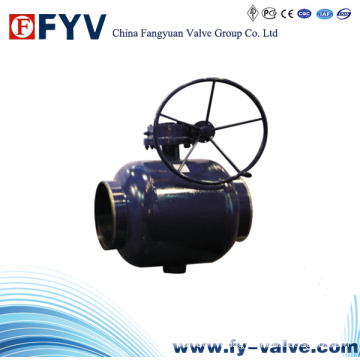 Fully Welded Ball Valves (Forged Body A105/A350)