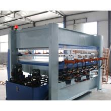 Máquina caliente del rompecabezas de la madera de la prensa con las capas dobles