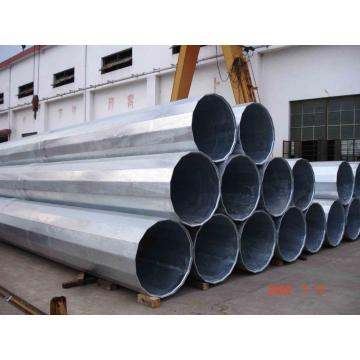 High Quality Galvanized steel Electric Poles