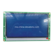KONE Lif Blue LCD Display Board KM51104206G01