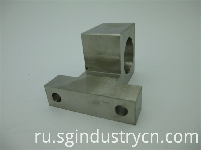 Precision Steel Machining Part
