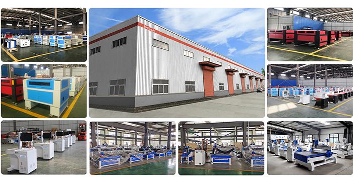 co2 laser marking machine factory
