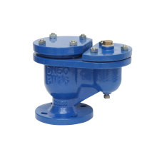 Flanged Air Valve with Double Spheres