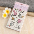 Body Decoration Non-toxic paper Tattoo Ink Temporary Self Adhesive Body Tattoo Sticker,Custom Floral Butterfly Tattoo Sticker